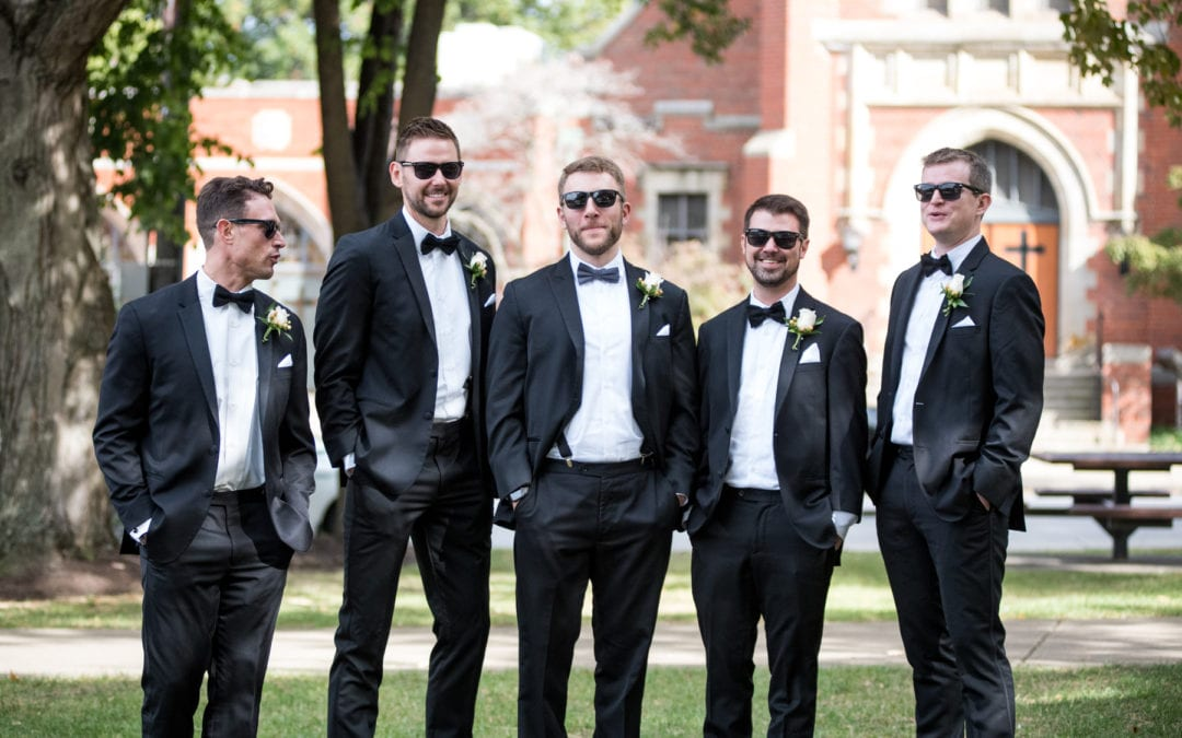 Wedding Party & Family Photography – Cleveland